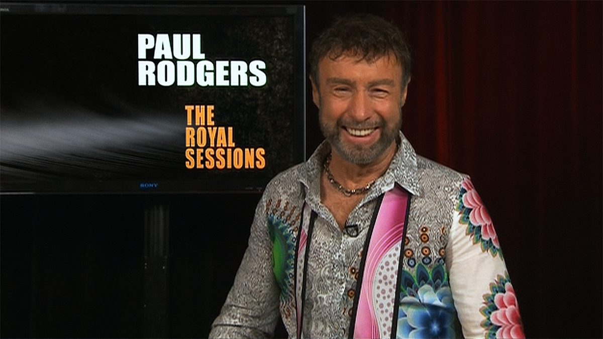 Paul Rodgers Album Artwork
