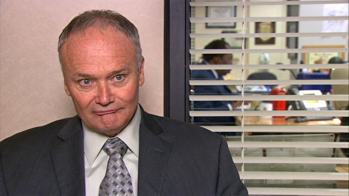Creed Bratton of The Grass Roots on The Office