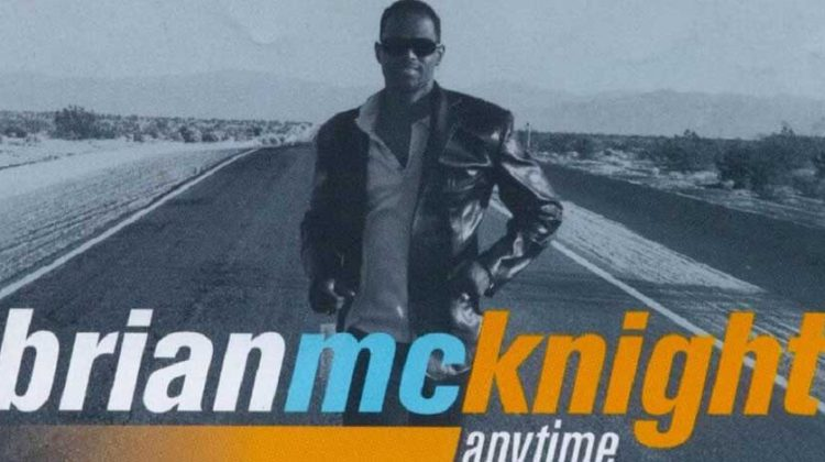 Anytime by Brian McKnight