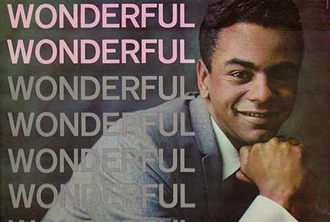 Wonderful! Wonderful! by Johnny Mathis
