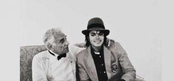 Michael Jackson Meets Leonard Bernstein