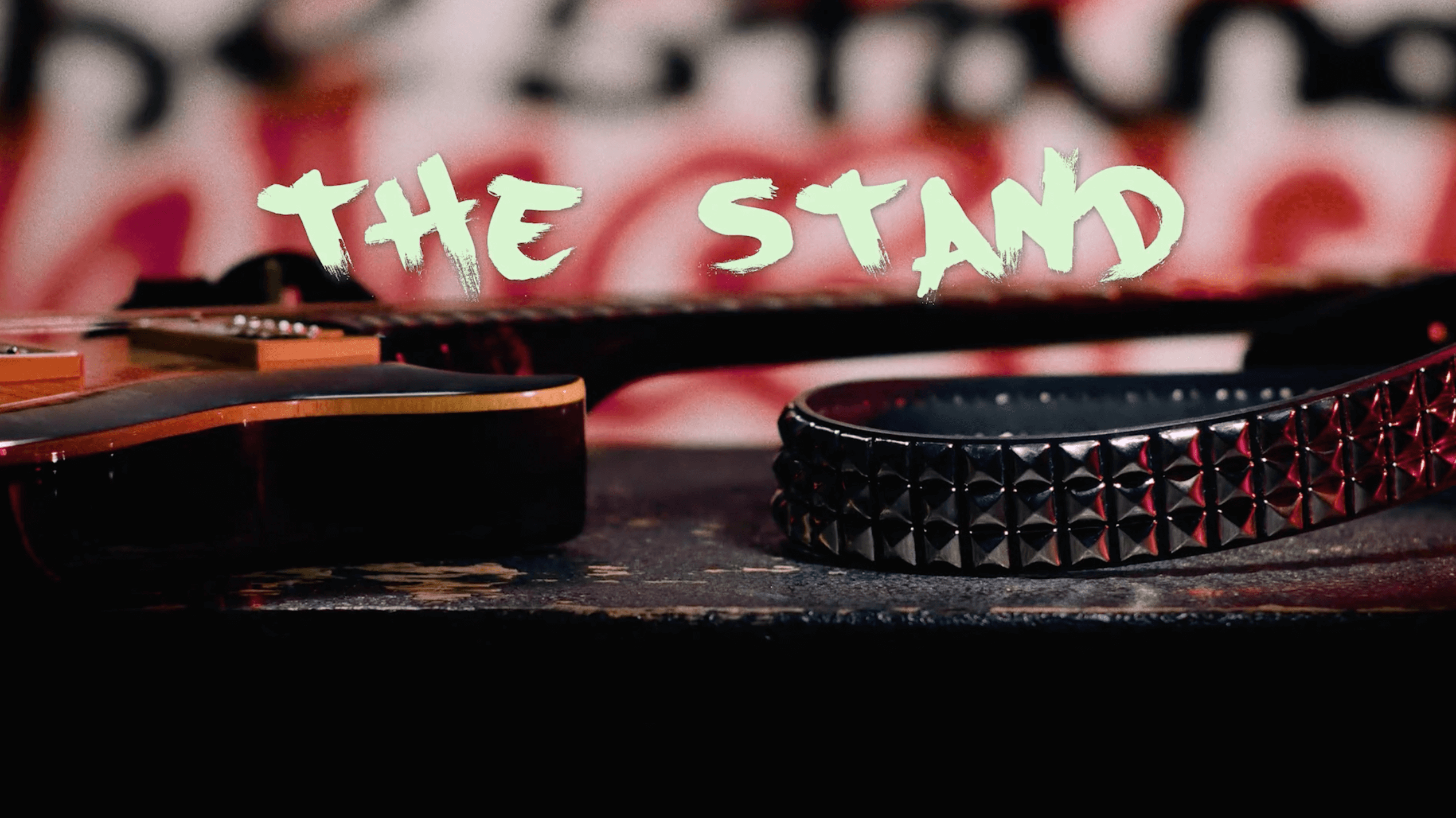 The Meaning Behind The Stand by The Alarm