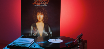 "Album artwork for Melissa Manchester's 1975 album Melissa which featured the pop hit ""Midnight Blue."""