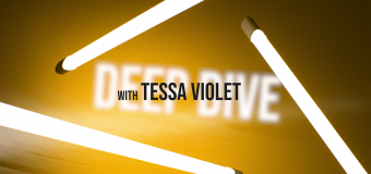 SInger-songwriter, YouTube blogger, and director Tessa Violet sits down with The Professor of Rock.
