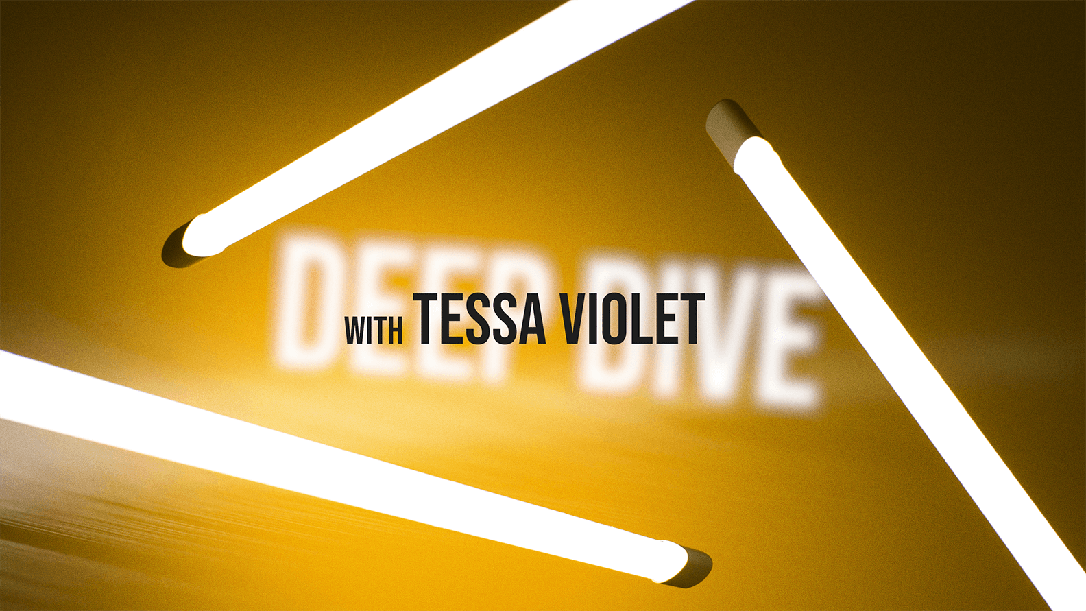 Singer-songwriter, video blogger, and director Tessa Violet sits down with The Professor of Rock.