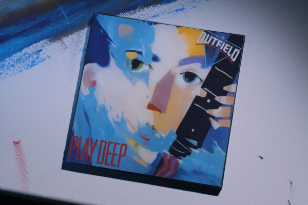 """Album Artwork for The Outfield's Play Deep featuring """"Your Love"""""""