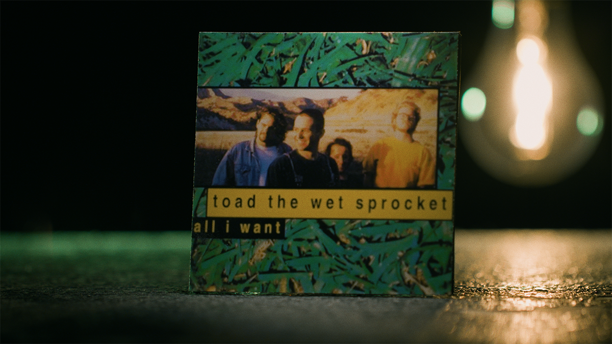"""All I Want"" Album Artwork from Toad the Wet Sprocket"