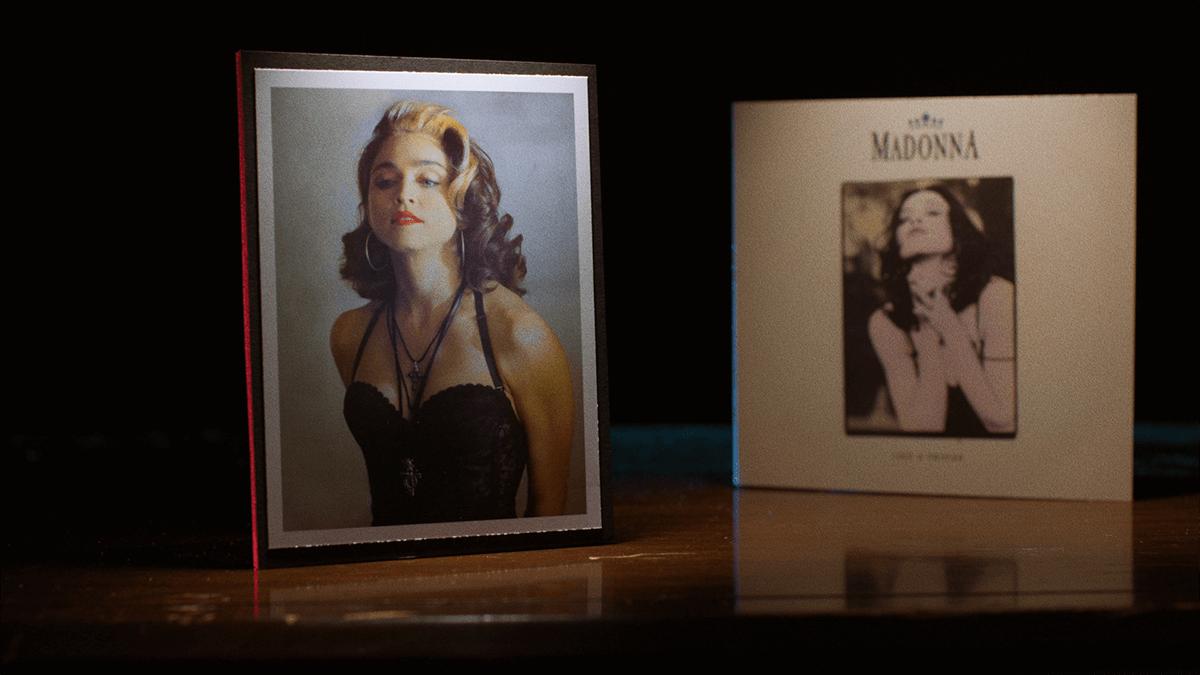 Madonna Album Artwork